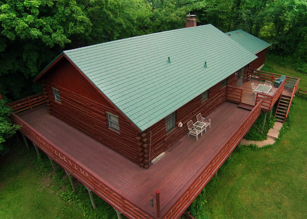 Environmental Benefits of Metal Roofing