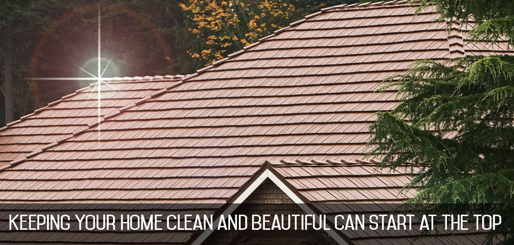 clean, Classic Metal Roofing