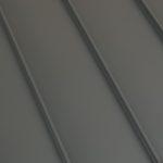 ClickLock Standing Seam - Deep Charcoal