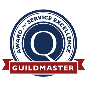 Guildmaster: Award for Service Excellence