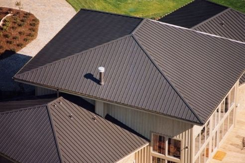 What Should You Put Under a Metal Roof?