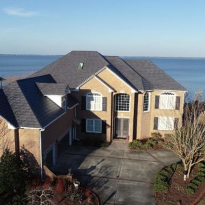 Slate Rock Gray - Oxford Shingle - Neuse Harbour, New Bern, NC