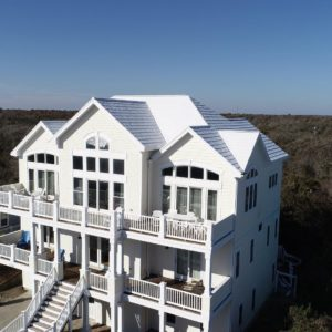 White - Oxford Shingle - Emerald Isle, NC