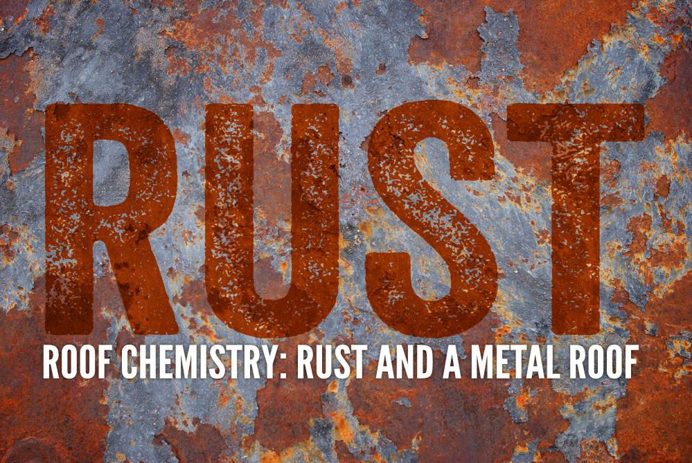 metal roofing rust McCarthy Metal Roofing NC